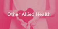 OTHER ALLIED HEALTH